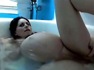 Bathroom, Cute, Horny, Kinky, Masturbation, Pregnant,