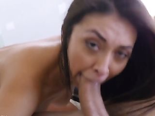 Anal Sex, Blowjob, Boobless, Brunette, Couple, Cowgirl, Cute, Funny, Girlfriend, Hardcore,