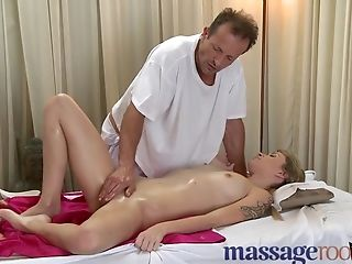 Amazing, Creampie, Massage, Pornstar,