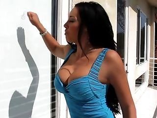 Big Tits, Brunette, Clit, Facesitting, Hardcore, Juicy, Licking, MILF, Pornstar, Rio Lee,