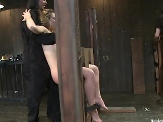Bdsm, Dreckig, Dragon Lily, Isis Love, Kristina Rose, Hure,