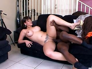 Ass, Big Black Cock, Big Cock, Big Tits, Blowjob, Brunette, Cumshot, Cute, Facial, Handjob,