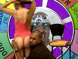 Big Black Cock, Big Cock, Black, Couple, Handjob, Hardcore, Interracial, Jamie Elle, Reality, Tight Pussy,