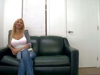 Amateur, Backroom, Big Tits, Blonde, Blowjob, Casting, Couple, Facial, Handjob, HD,