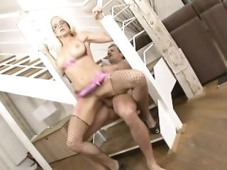 Big Tits, Blonde, Cowgirl, Hunk, Pornstar, Seduction, Shaved Pussy, Stacy Silver, Stracy Stone, Striptease,
