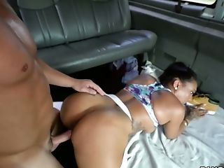 Ass, Big Tits, Black, Blowjob, Car, Casting, Cowgirl, Cumshot, Curvy, Cute,
