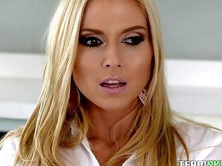 Blonde, Glamour, Lesbian, Long Hair, Pornstar,
