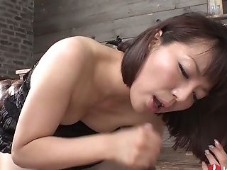 Babe, Blowjob, Boobless, Cum Swallowing, Cumshot, Ethnic, Fingering, Hairy, Japanese, Jerking,