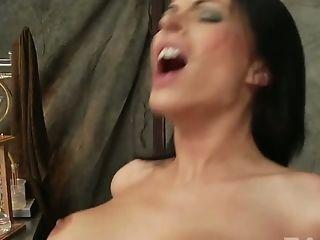 Bailey Brooks, Beauty, Brunette, Cute, Hardcore, Horny, MILF, Missionary, Rough, Slut,