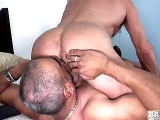 Anal Sex, Bareback, Black, Blowjob, Caucasian, Couple, Daddies, Ethnic, Hairy, HD,