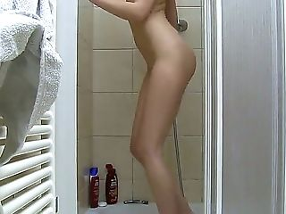 Ass, Babe, Bathroom, Big Tits, Blowjob, Brunette, Cute, Exhibitionist, Hardcore, HD,