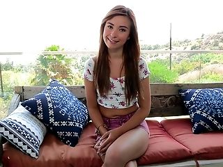 Amateur, American, Audition, Boobless, Cameltoe, Ginger, Kaylee, Petite, Reality, Redhead,