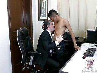 Asian, Bareback, Daddies, Ethnic, HD, Interracial, Old And Young, Twink,