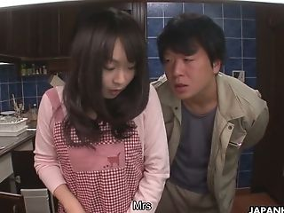 Big Tits, Blowjob, Cum Swallowing, Cute, Deepthroat, Ethnic, Hairy, Housewife, Japanese, Kinky,