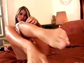 Anal Sex, Beauty, Big Tits, Blonde, Cute, Footjob, Hardcore, Horny, Nessa Devil, Rough,