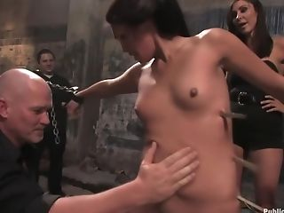 Jade Indica, Prostituta ,