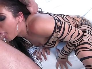 Analsex, Baby, Dicker Arsch, Blowjob, Bodystocking, Brünette, Klemme, Nahansicht, Cumshot, Deepthroating,