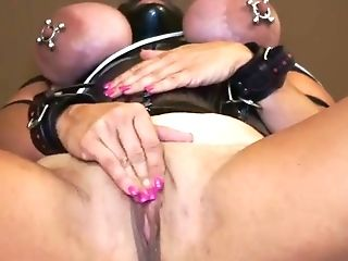 Big Tits, Jerking, Nipples, Pussy, Solo, Vibrator, Webcam, Whore,