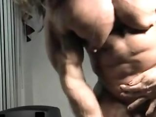 Clit, Huge Clit, Masturbation, Mature, Muscular, Webcam,
