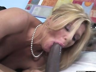 Big Black Cock, Big Cock, Ginger Lynn, Hardcore, Interracial, MILF, Mom, Stepmom,