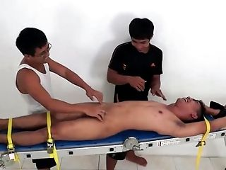 Asian, Black, Bondage, Couple, Ethnic, Fetish, Glasses, HD, Twink,