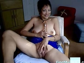 Amateur, Dildo, Ethnic, Granny, Horny, Mature, Short Haired,