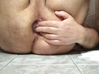 Amateur, Bottle, Dildo, Extreme, Fisting, Gaping Hole, Insertion, Sex Toys,