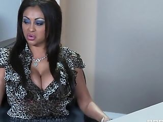 Anjali Rai, Big Tits, Black, Blowjob, British, College, HD, POV, Priya Rai,