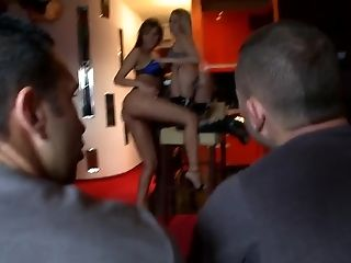 Blue Angel, British, Cindy Hope, Gangbang, Group Sex, HD, Lesbian, Party,