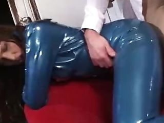Big Cock, Big Tits, Blowjob, Bold, Brunette, Dungeon, Fetish, Handjob, High Heels, Latex,