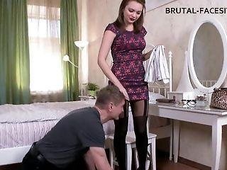 Cul, Bdsm, Mignonette, Domination Féminine, Fétiche , Sexe Oral, Soumis ,