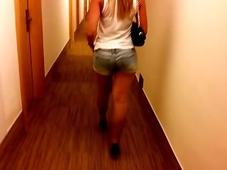Amateur, Austrian, Blonde, HD, Hotel, Sexy,