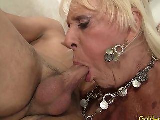 Big Tits, Granny, Mature,
