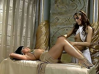 Babe, Cleopatra, Close Up, Dick, Food, Fucking, HD, Licking, Oral Sex, Pussy,